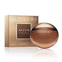 Оригинальный мужские духи BVLGARI Aqva Amara 100ml туалетная вода, свежий цитрусовый древесный аромат