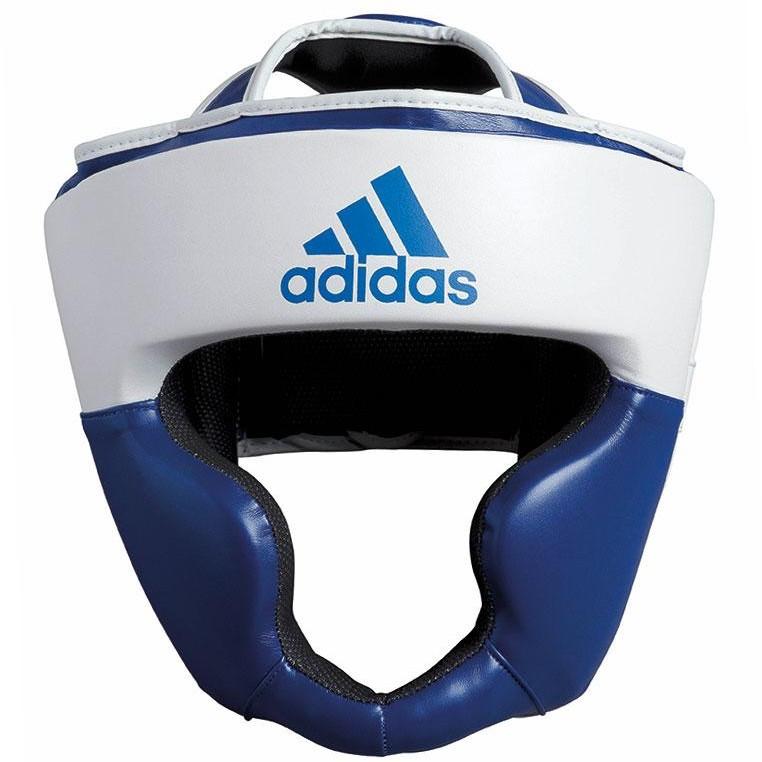 Шлем Response бело-синий