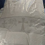 Полотенце для крещения махровое крыжма, фото 2