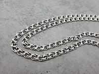 Серебряная цепочка, Бисмарк. Серебро 925 проба. Высшее качество