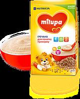 Каша Milupa сухая безмолочная гречневая с 4 месяцев  170 гр.