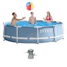 Каркасный бассейн Intex 26702 305 x 76 см (2 006 л/ч)