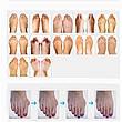 Бандажные корректоры косточек на ногах (вальгус-корректор), фото 4