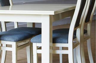Стул кухонный обеденный Микс мебель Чумак Белый, фото 3