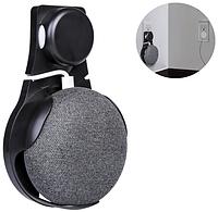 Настенное крепление для Google Home Mini, подставка, компактный держатель, черный