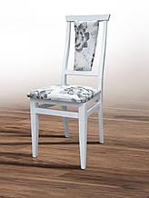 Стул кухонный обеденный Микс мебель Чумак Белый