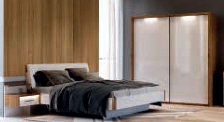 спальня Ники с шкафом купе