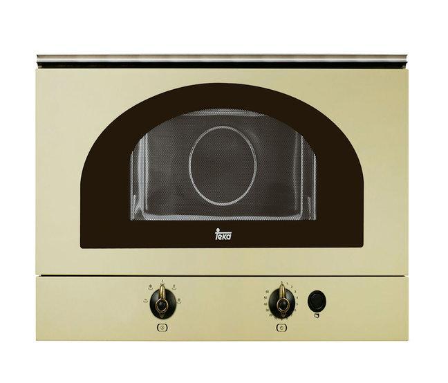 Встраиваемая микроволновая печь кремовая TEKA  MWR 32 BIA