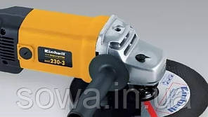 ✔️ Болгарка Einhell Bavaria BWS 230/3 Гарантія 12 міс 230 мм коло, фото 2