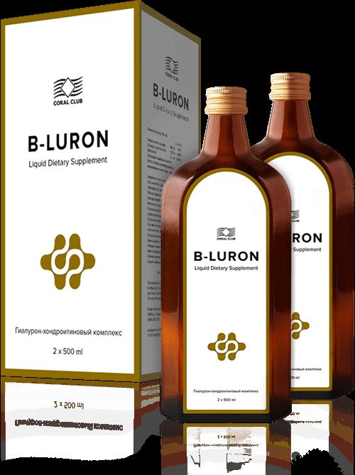 Би-Лурон -гиалурон хондроитиновый комплекс