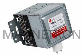 Магнетрон для микроволновой печи LG 2M213-01TAG (Оригинал) (code: 17916)