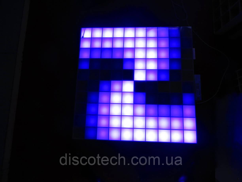 Светодиодная Pixel Panel напольная F-100-10*10-1-D