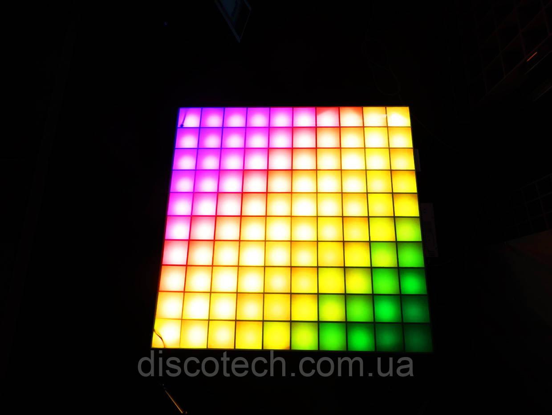 Светодиодная Pixel Panel напольная F-100-10*10-4-D
