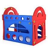 Детский игровой комплекс. Размер 105х100х101 см. M 5401-3-4, фото 3