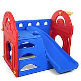 Детский игровой комплекс. Размер 105х100х101 см. M 5401-3-4, фото 4