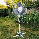 Вентилятор 40 Вт. С подсветкой. Grunhelm -1621, фото 2