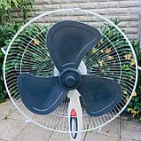 Вентилятор 40 Вт. С подсветкой. Grunhelm -1621, фото 8