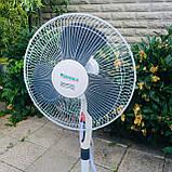 Вентилятор 40 Вт. С подсветкой. Grunhelm -1621, фото 10
