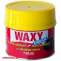 Полироль для кузова atas waxy cream 250 мл