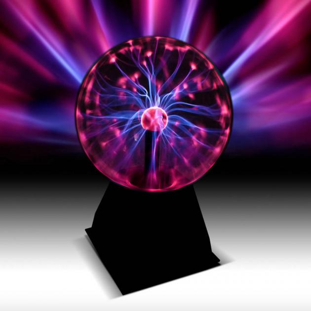 Ночник светильник Плазменный шар Plasma Light Magic Flash Ball