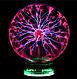 Ночник светильник Плазменный шар Plasma Light Magic Flash Ball , фото 2