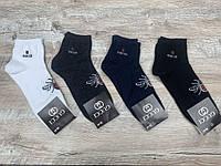 Набор  спортивных носков 12 пар, упаковка (носки в стиле Gucci), 36-41 розмір, фото 1