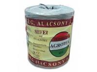 Шпагат серый  AGROTEX  0.36-OS, 350м /кг, 2860 tex, 1750м  тюковальный  Венгрия бухта 5кг