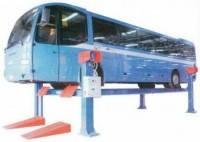 Подъемник четырехстоечный электрогидравлический OMA 529