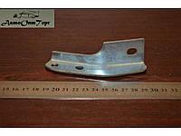 Кронштей крепления хомута приемной трубы ВАЗ Niva-Chevrolet 2123, Нива-Шевроле уголок