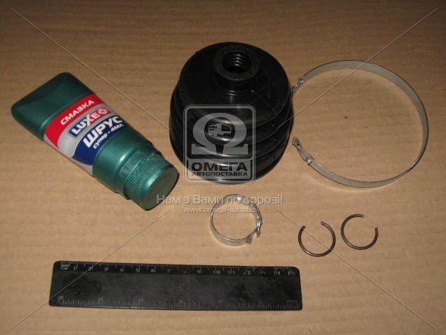 Ремкомплект шарнира внутреннего ВАЗ 1118, 1117, 1119 Калина №155РУ с хомутом (БРТ). Ремкомплект 155РУ