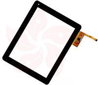 Сенсор Senkatel ZnayPad 9702 12 Pin Тачскин Стекло Touch Screen