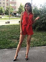 Женский костюм с креп-батист Poliit 7137, фото 1