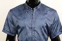 Рубашка мужская батал 28358