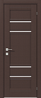 Двери Родос Freska Donna, пленка Renolit и LG Hausysela полустекло