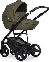 Детская универсальная коляска 2 в 1 Riko Basic Aicon Ecco- 08