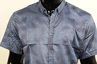 Рубашка мужская батал 28357