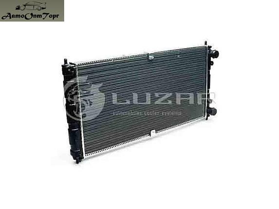 Радиатор охлаждения ВАЗ 2123 Нива-Chevrolet, кат. код: 2123-1301012, произ-во: Лузар LRC 0123, фото 2