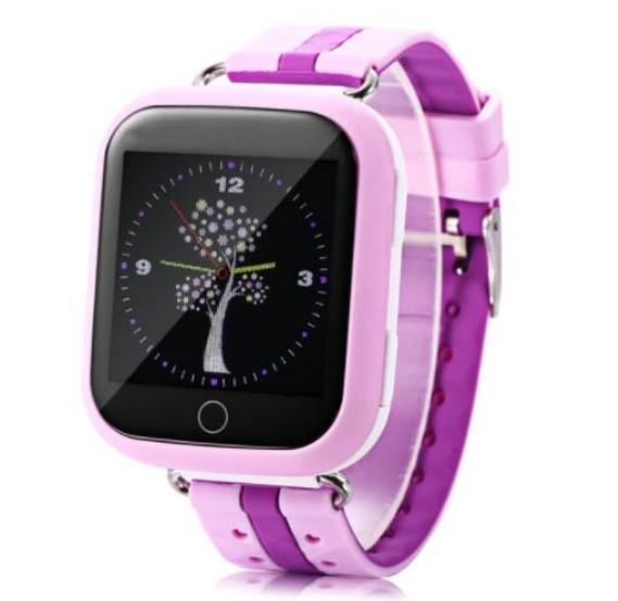 Детские умные часы с GPS Smart baby watch Q750 Pink