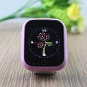 Детские умные часы с GPS Smart baby watch Q750 Pink, фото 2