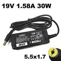 Блок питания зарядное устройство ноутбука Acer Aspire One A150-1672, A150-1890, A150-1983, A150L, A150L Series