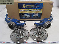 Усиленный ступичный узел для автомобилей Лада 4х4 и ВАЗ Niva-Chevrolet 2123 с усиленной ступицей, двухрядным подшипником от грузовика Ивеко и