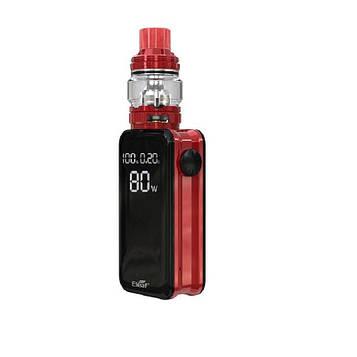 Стартовый набор Eleaf iStick Nowos 80W Kit with ELLO Duro 4400mAh Red