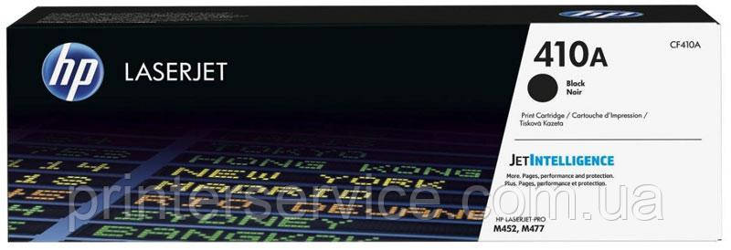 Картридж HP 410A Black (CF410A) для LJ Pro M377/ M452/ M477