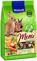 Vitakraft Premium Menu Vital Корм для кроликов1кг (29219)