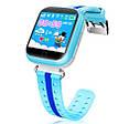 Детские умные часы с GPS Smart baby watch Q750 Blue, фото 2