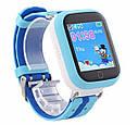 Детские умные часы с GPS Smart baby watch Q750 Blue, фото 3
