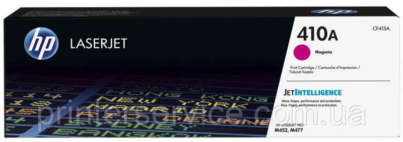 Картридж HP 410A Magenta (CF413A) для LJ Pro M377/ M452/ M477