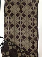 Кашемировый двухсторонний  шарф