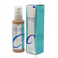 Корейский тональный крем с коллагеном  # 13 / Enough Collagen Moisture Foundation SPF 15/ Корея/ 100 мл.