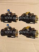 Цилиндр тормозной рабочий задний (ШТ-ШТ) (без ABS) FAW 1041, FAW 1031